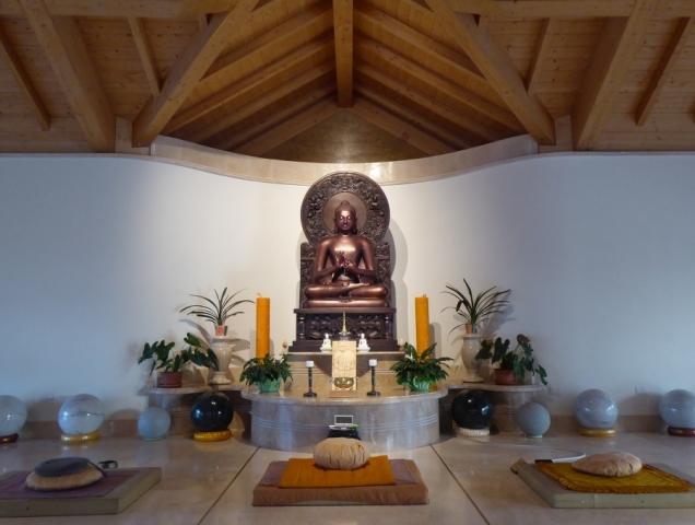 dentro il tempio